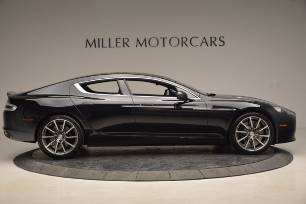 New 2017 Aston Martin Rapide S Shadow Edition for sale Sold at Maserati of Westport in Westport CT 06880 9