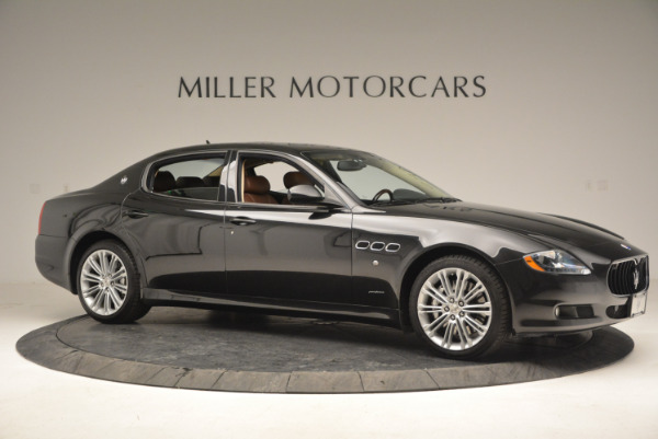Used 2013 Maserati Quattroporte S for sale Sold at Maserati of Westport in Westport CT 06880 10