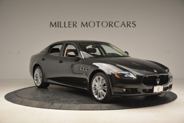 Used 2013 Maserati Quattroporte S for sale Sold at Maserati of Westport in Westport CT 06880 11