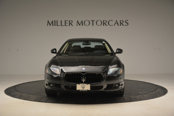 Used 2013 Maserati Quattroporte S for sale Sold at Maserati of Westport in Westport CT 06880 12