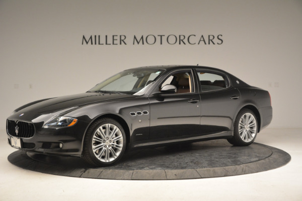 Used 2013 Maserati Quattroporte S for sale Sold at Maserati of Westport in Westport CT 06880 2