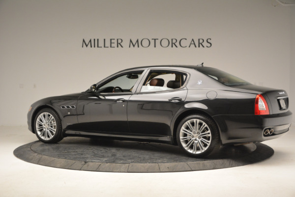 Used 2013 Maserati Quattroporte S for sale Sold at Maserati of Westport in Westport CT 06880 4