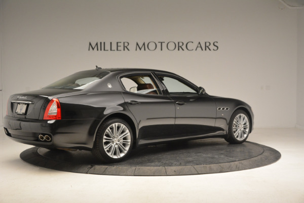 Used 2013 Maserati Quattroporte S for sale Sold at Maserati of Westport in Westport CT 06880 8