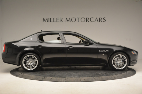 Used 2013 Maserati Quattroporte S for sale Sold at Maserati of Westport in Westport CT 06880 9