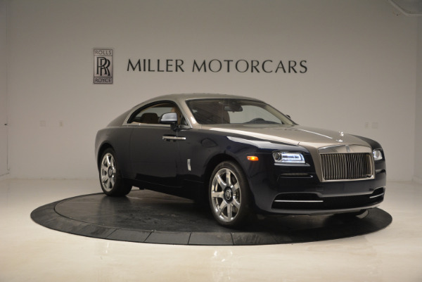 Used 2015 Rolls-Royce Wraith for sale $178,900 at Maserati of Westport in Westport CT 06880 11