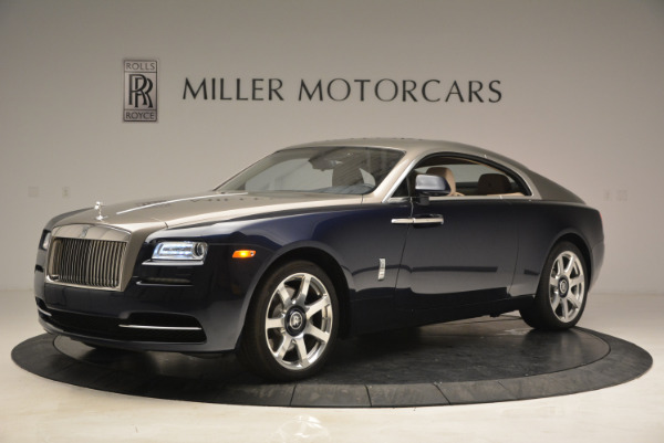 Used 2015 Rolls-Royce Wraith for sale $178,900 at Maserati of Westport in Westport CT 06880 2
