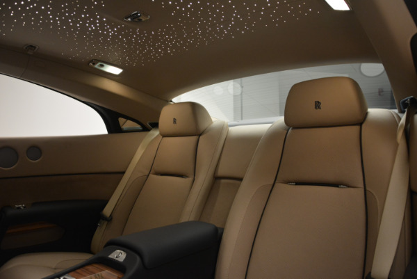 Used 2015 Rolls-Royce Wraith for sale $178,900 at Maserati of Westport in Westport CT 06880 22