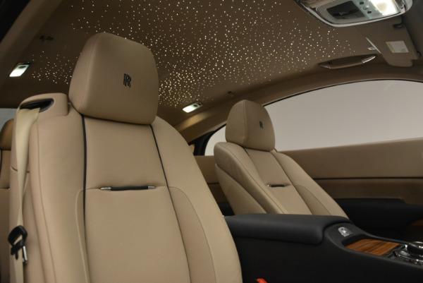 Used 2015 Rolls-Royce Wraith for sale $178,900 at Maserati of Westport in Westport CT 06880 26