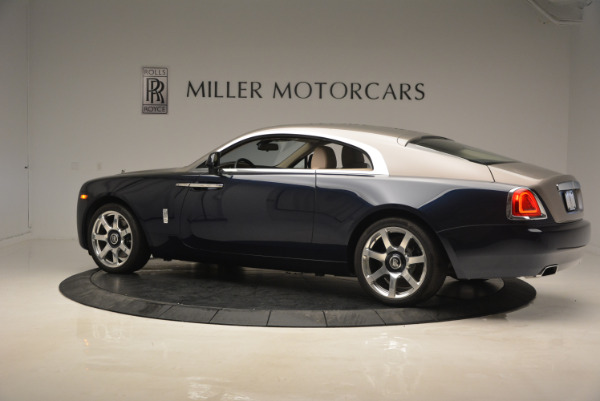 Used 2015 Rolls-Royce Wraith for sale $178,900 at Maserati of Westport in Westport CT 06880 4