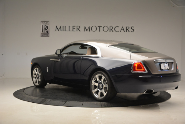 Used 2015 Rolls-Royce Wraith for sale $178,900 at Maserati of Westport in Westport CT 06880 5