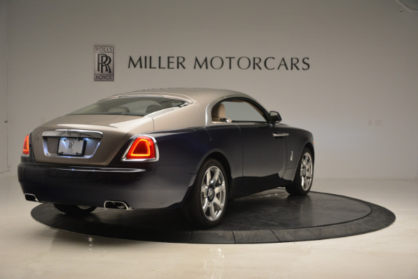 Used 2015 Rolls-Royce Wraith for sale $178,900 at Maserati of Westport in Westport CT 06880 7