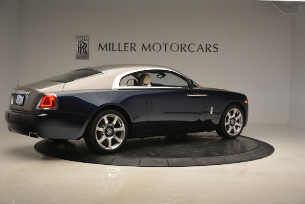 Used 2015 Rolls-Royce Wraith for sale $178,900 at Maserati of Westport in Westport CT 06880 8