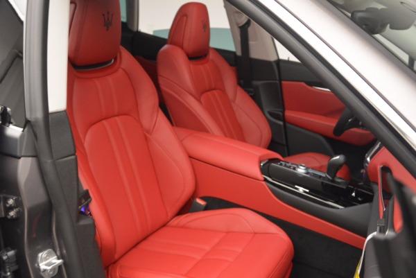 New 2017 Maserati Levante for sale Sold at Maserati of Westport in Westport CT 06880 24
