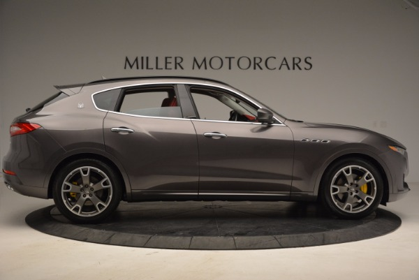 New 2017 Maserati Levante for sale Sold at Maserati of Westport in Westport CT 06880 9