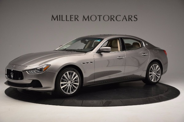 New 2017 Maserati Ghibli S Q4 EX-Loaner for sale Sold at Maserati of Westport in Westport CT 06880 2
