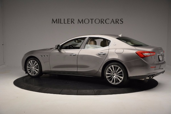 New 2017 Maserati Ghibli S Q4 EX-Loaner for sale Sold at Maserati of Westport in Westport CT 06880 3