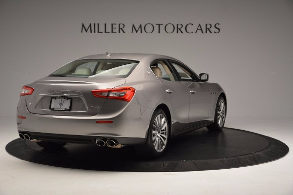 New 2017 Maserati Ghibli S Q4 EX-Loaner for sale Sold at Maserati of Westport in Westport CT 06880 6