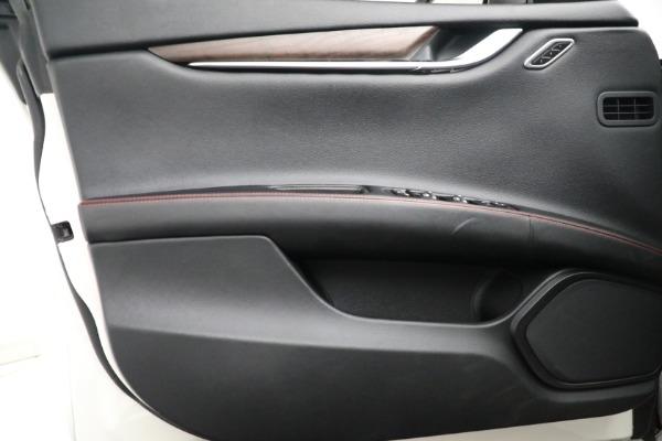 New 2017 Maserati Ghibli S Q4 EX-Loaner for sale Sold at Maserati of Westport in Westport CT 06880 17