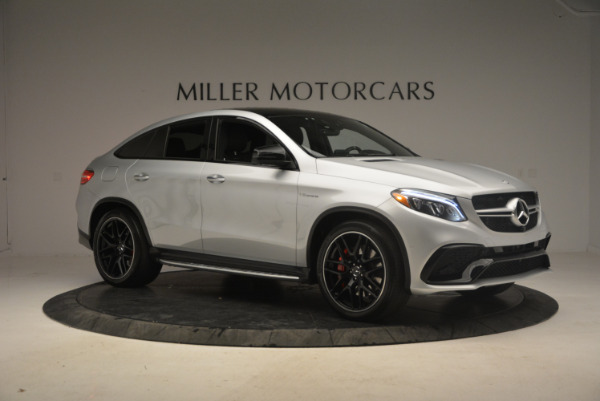 Used 2016 Mercedes Benz AMG GLE63 S for sale Sold at Maserati of Westport in Westport CT 06880 10