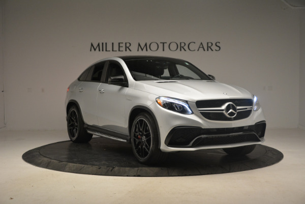Used 2016 Mercedes Benz AMG GLE63 S for sale Sold at Maserati of Westport in Westport CT 06880 11