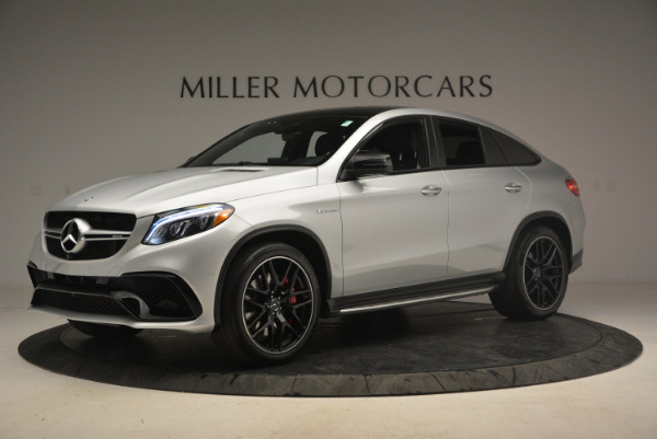 Used 2016 Mercedes Benz AMG GLE63 S for sale Sold at Maserati of Westport in Westport CT 06880 2