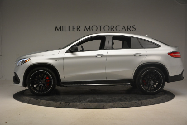 Used 2016 Mercedes Benz AMG GLE63 S for sale Sold at Maserati of Westport in Westport CT 06880 3