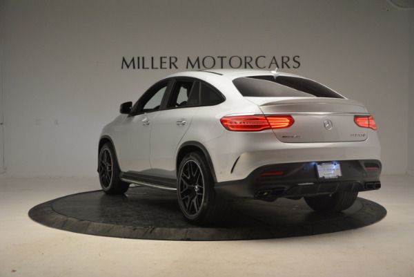 Used 2016 Mercedes Benz AMG GLE63 S for sale Sold at Maserati of Westport in Westport CT 06880 5
