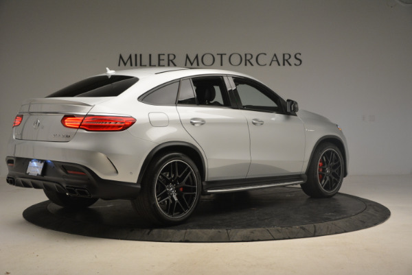 Used 2016 Mercedes Benz AMG GLE63 S for sale Sold at Maserati of Westport in Westport CT 06880 8