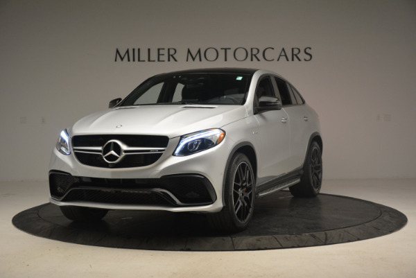 Used 2016 Mercedes Benz AMG GLE63 S for sale Sold at Maserati of Westport in Westport CT 06880 1