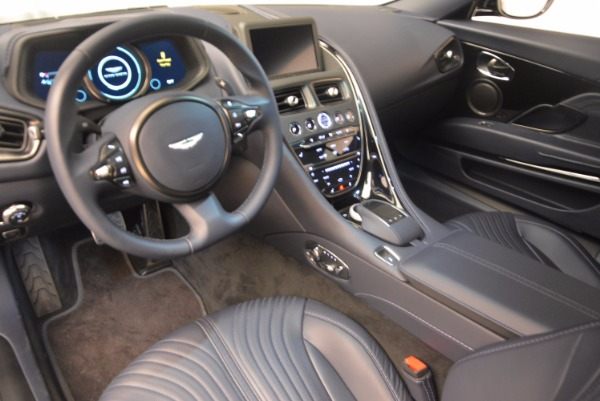 Used 2017 Aston Martin DB11 V12 Coupe for sale Sold at Maserati of Westport in Westport CT 06880 14
