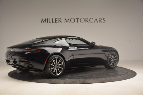 Used 2017 Aston Martin DB11 V12 Coupe for sale Sold at Maserati of Westport in Westport CT 06880 8