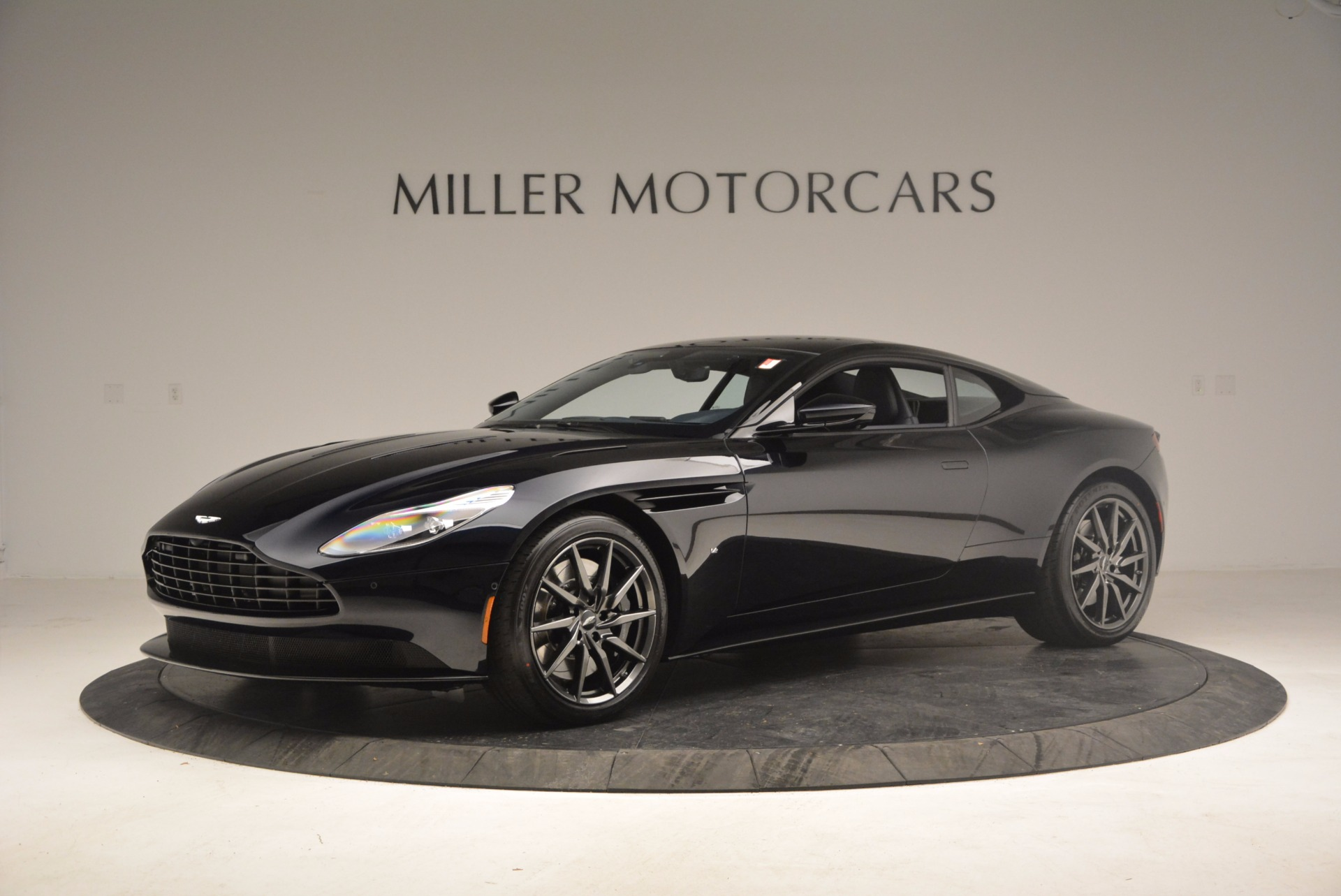 Used 2017 Aston Martin DB11 V12 Coupe for sale Sold at Maserati of Westport in Westport CT 06880 1