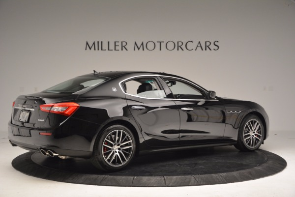 New 2017 Maserati Ghibli S Q4 for sale Sold at Maserati of Westport in Westport CT 06880 8