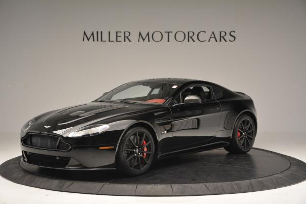 New 2015 Aston Martin V12 Vantage S for sale Sold at Maserati of Westport in Westport CT 06880 2