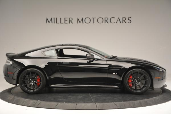 New 2015 Aston Martin V12 Vantage S for sale Sold at Maserati of Westport in Westport CT 06880 9