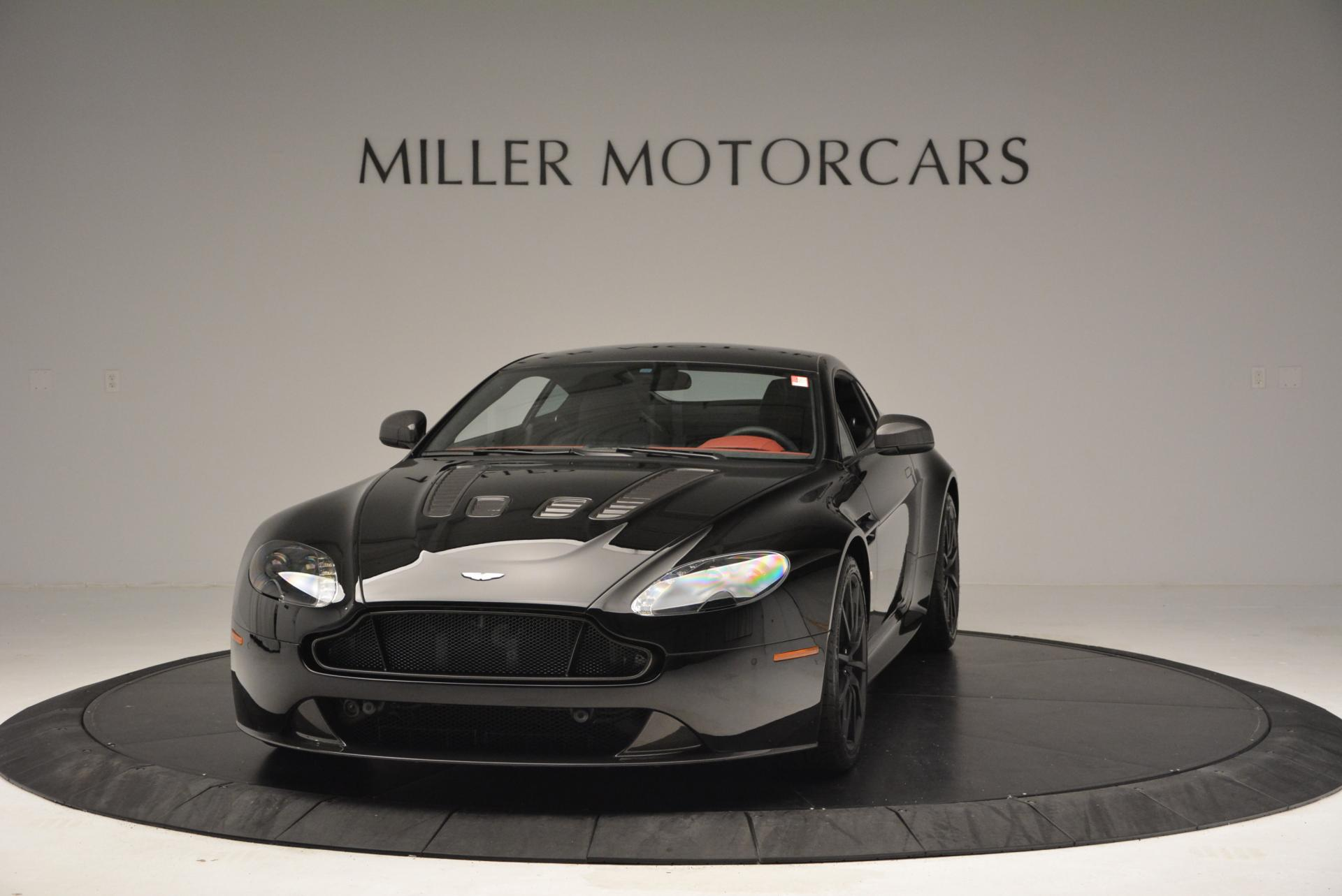 New 2015 Aston Martin V12 Vantage S for sale Sold at Maserati of Westport in Westport CT 06880 1
