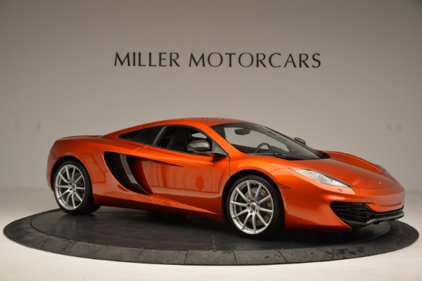 Used 2012 McLaren MP4-12C for sale Sold at Maserati of Westport in Westport CT 06880 10