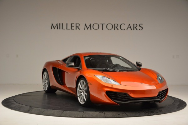 Used 2012 McLaren MP4-12C for sale Sold at Maserati of Westport in Westport CT 06880 11