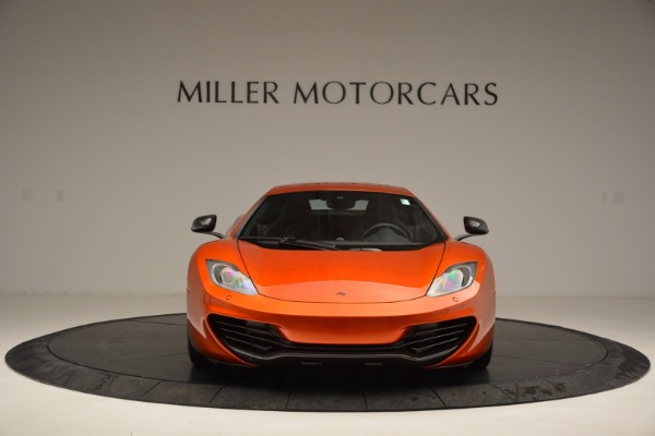 Used 2012 McLaren MP4-12C for sale Sold at Maserati of Westport in Westport CT 06880 12