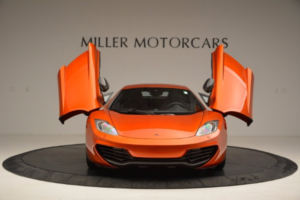 Used 2012 McLaren MP4-12C for sale Sold at Maserati of Westport in Westport CT 06880 13