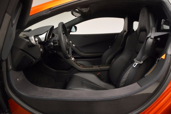 Used 2012 McLaren MP4-12C for sale Sold at Maserati of Westport in Westport CT 06880 22