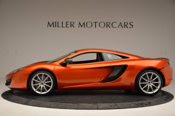 Used 2012 McLaren MP4-12C for sale Sold at Maserati of Westport in Westport CT 06880 3