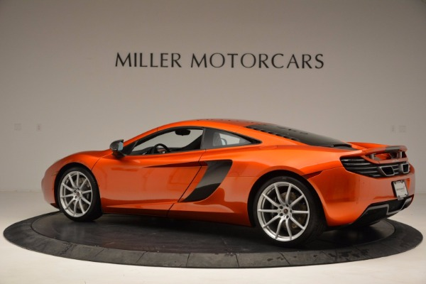 Used 2012 McLaren MP4-12C for sale Sold at Maserati of Westport in Westport CT 06880 4