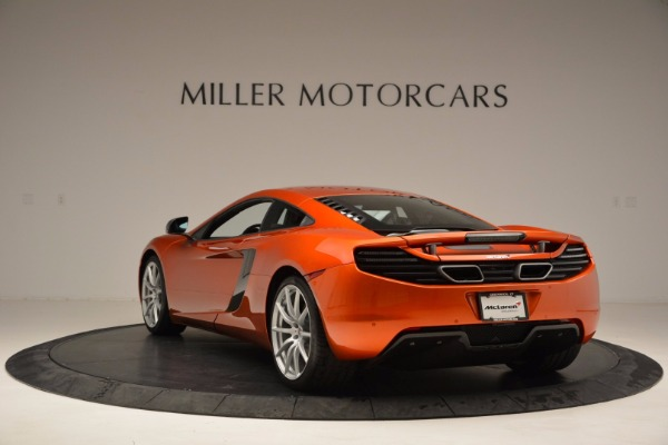 Used 2012 McLaren MP4-12C for sale Sold at Maserati of Westport in Westport CT 06880 5