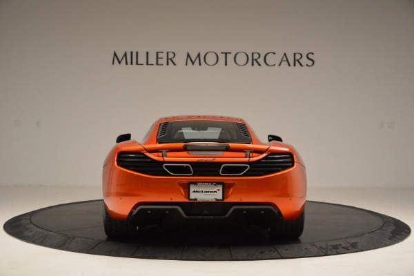Used 2012 McLaren MP4-12C for sale Sold at Maserati of Westport in Westport CT 06880 6