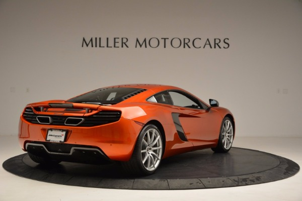 Used 2012 McLaren MP4-12C for sale Sold at Maserati of Westport in Westport CT 06880 7