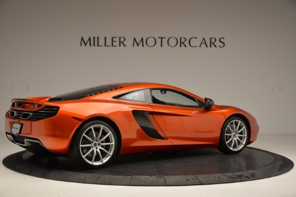 Used 2012 McLaren MP4-12C for sale Sold at Maserati of Westport in Westport CT 06880 8