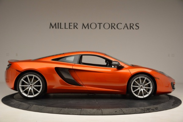 Used 2012 McLaren MP4-12C for sale Sold at Maserati of Westport in Westport CT 06880 9