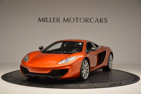 Used 2012 McLaren MP4-12C for sale Sold at Maserati of Westport in Westport CT 06880 1