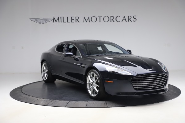 Used 2016 Aston Martin Rapide S Sedan for sale $123,900 at Maserati of Westport in Westport CT 06880 10